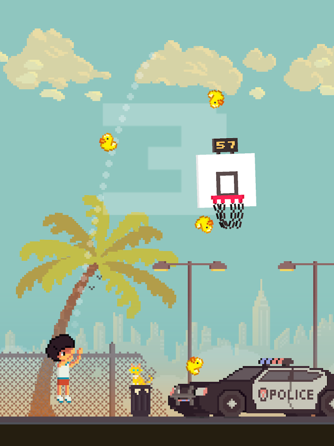 Ball King - Arcade Basketball Screenshot 5