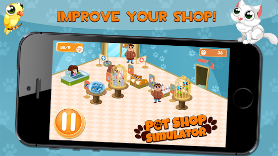 Pet Shop Simulator - screenshot