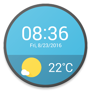Download Material Weather Watch Faces