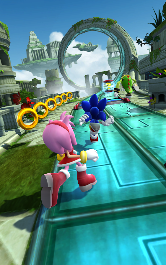 Sonic Forces: Speed Battle Screenshot 8