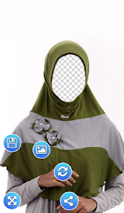 Hijab Syari Photo Frames - screenshot
