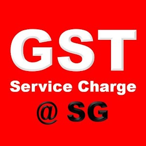 GST Service Charge @ SG