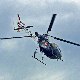 Helicopter by Asif Bora - Transportation Helicopters
