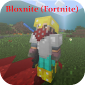 Mod Bloxnite (Fortnite) PVP for Minecraft PE icon