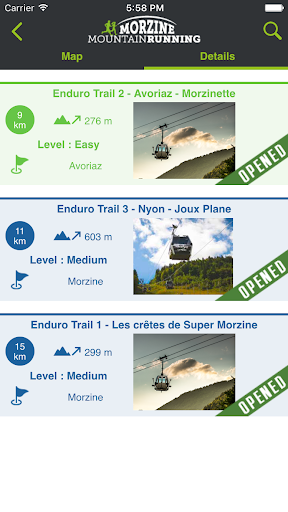 Morzine Mountain Running - screenshot