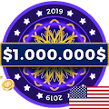 Millionaire 2019 - General Knowledge Quiz US APK