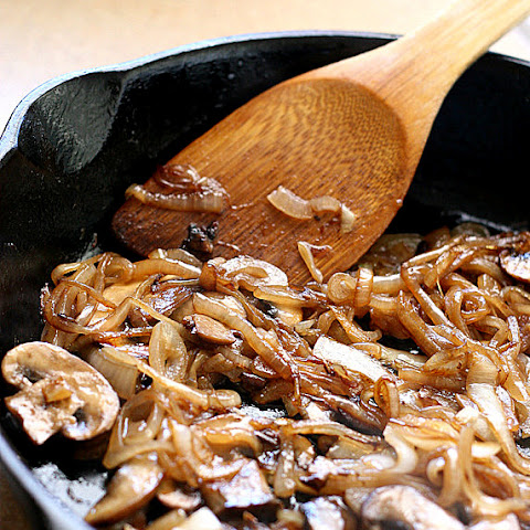 Swiss Mushroom Turkey Melts