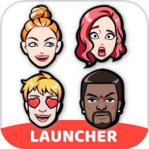 Fun Launcher - Avatar Maker, Themes For PC / Windows 7/8/10 / Mac – Free Download