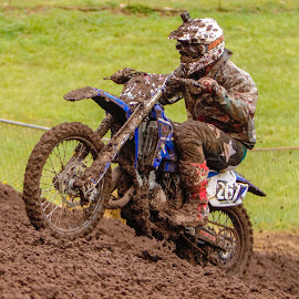 by Jim Jones - Sports & Fitness Motorsports ( motorcycles, motocross, 125 dream race, mx, motorsport )