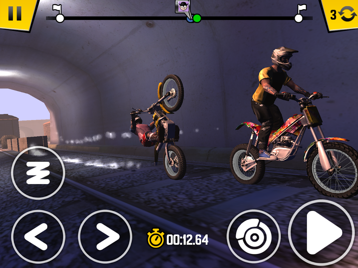 ?Trial Xtreme 4? Screenshot 1