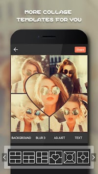 Beauty Video Editor,Cut,Music & Square Pic Collage APK screenshot thumbnail 7