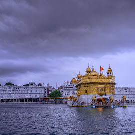 Golden Temple by KP Singh - Buildings & Architecture Places of Worship ( religion, punjab, sikhism, india, amritsar )