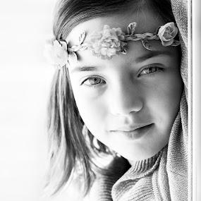 Sweetheart by Sabina Lombardo-Salmina - Babies & Children Child Portraits ( girl child, beautiful, lovely, sweetheart, cute, smile,  )