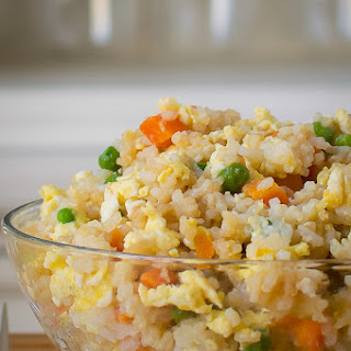 Easy Egg Fried Rice