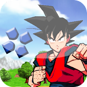 Free Battle: Goku Super Saiyan Fight APK for Windows 8