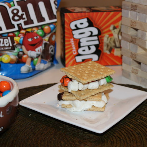 M&Ms® S'mores