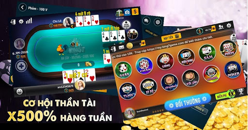 Game Bai Doi Thuong