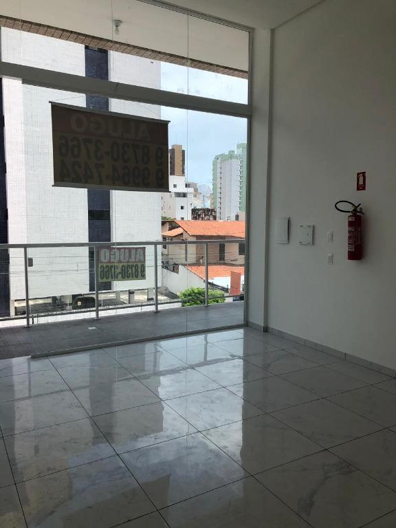 Sala para alugar, 35 m² por R$ 1.450,00/mês - Manaíra - João Pessoa/PB