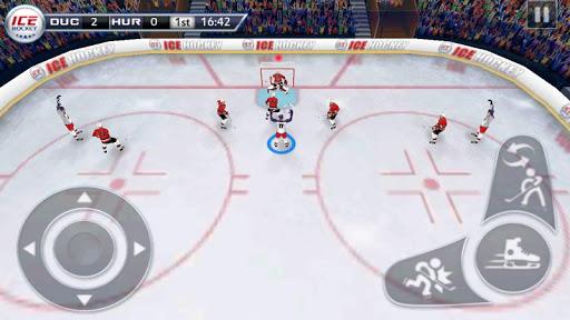 Ice Hockey 3D screenshot 8