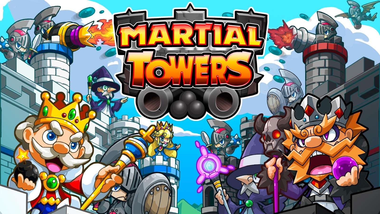 Martial Towers Screenshot 11