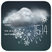 Hail Weather Widget for Androi
