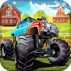 Download monster truck hill climb For PC Windows and Mac