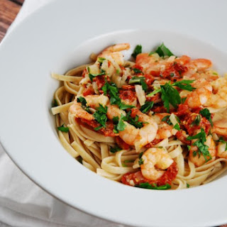 Shrimp Linguine Healthy Recipes