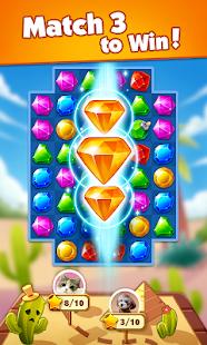 Jewel Adventure - Match 3 In Temple & Jungle for pc