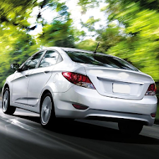 Wallpapers Hyundai Accent