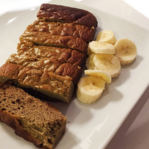 Paleo Coconut Banana Bread ('Nuff Said)
