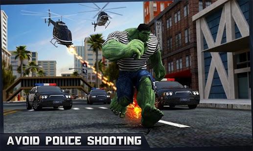 Incredible Monster Hero: Super Prison Action Für PC Windows & Mac