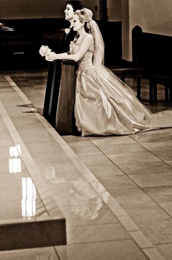 by Caleb Keelan - Wedding Ceremony