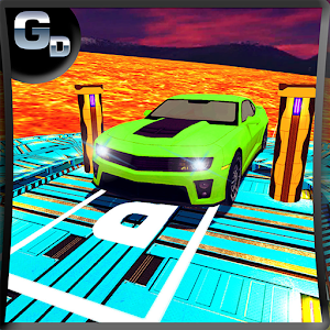 Game Modern Car Parking in Lava World & Fury Hot Roads APK for Windows Phone