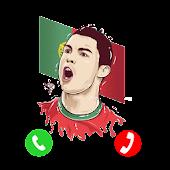 Call From Ronaldo - CR7 Call APK for Bluestacks