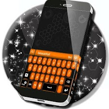 Orange Tech For GO Keyboard