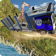 Wild Animal Police truck transport sim 2018