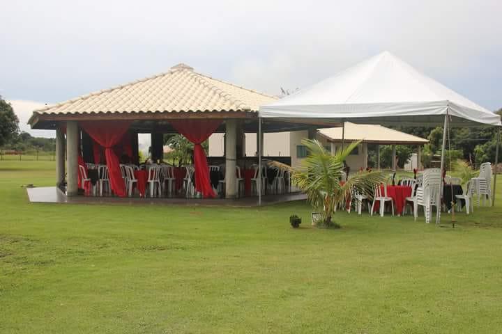 Chácara residencial à venda, Morada das Fontes, Uberaba - CH0033.