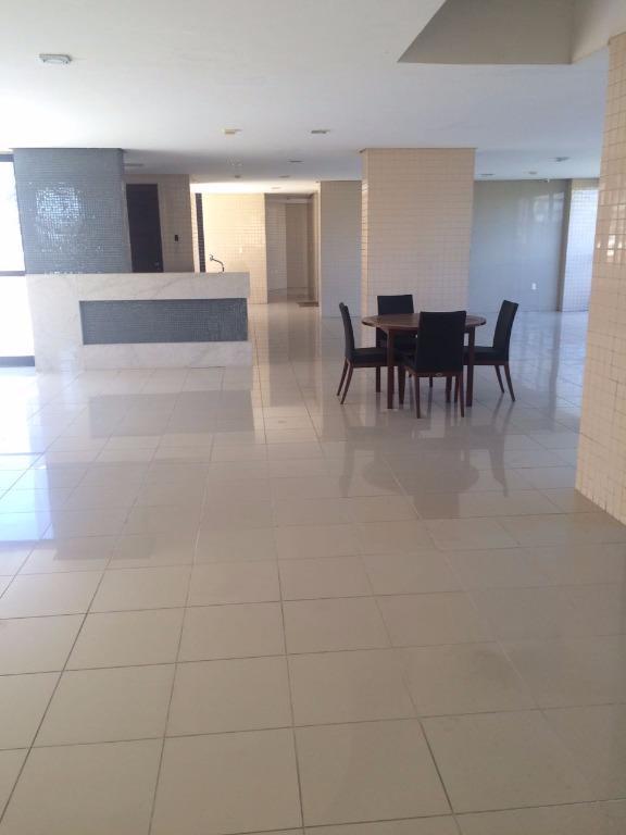 Apartamento residencial à venda, Bessa, João Pessoa - AP5420.