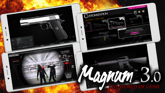 Magnum 3.0 World of Guns - screenshot