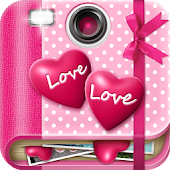 Love Collage Photo Frames APK for Bluestacks