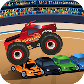 Download Monster Truck Game for Kids APK on PC