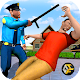Police Hero Neighbor Rescue