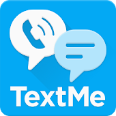 Text Me - Free Texting & Calls APK Descargar
