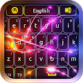 Electric Color Keyboard - Emoji, Wallpapers APK for Bluestacks