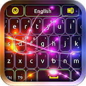 App Electric Color Keyboard APK for Kindle