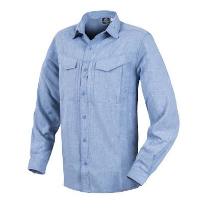 Рубашка DEFENDER Mk2 Gentleman - Helikon-Tex - голубой