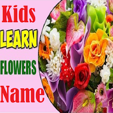 Learning Flowers Name For Kids