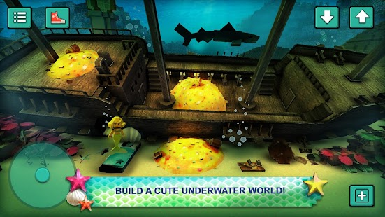 Mermaid Craft: Ocean Princess. Sea Adventure Games for pc
