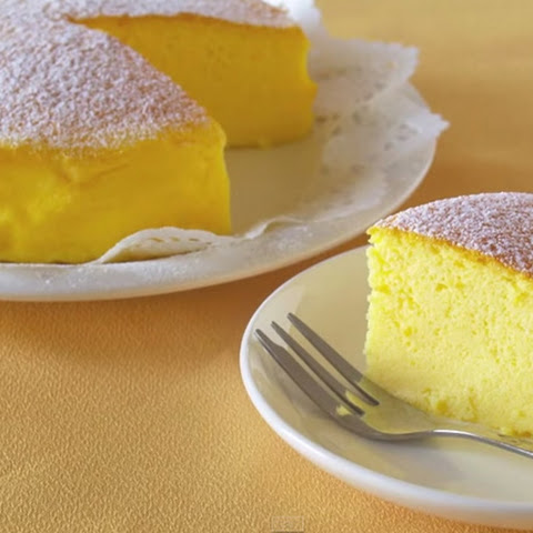 Easy Three-Ingredient Japanese Cotton Cheesecake Recipe (VIDEO, PHOTOS, RECIPE)