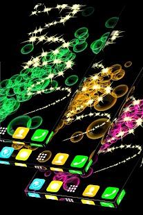 App Neon Bubble Live Wallpaper APK for Windows Phone